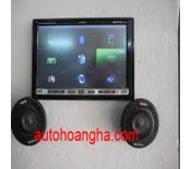 DVD 2DIN for TOYOTA SERIA