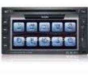 DVD CASKA 3639G HD GPS DVD cho Honda Accord