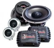 MP-6.2B 6.5'' 2-Way SQ Component Speaker System