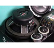 MP-6.2 6.5'' 2-Way Component Speaker System